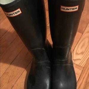 ⏳MENS hunter Wellington rain boots